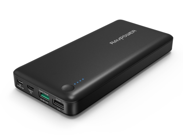RAVPower RP-PB043 20100mAh Chargeur Portable à Charge Rapide 2.0 Qualcomm pour Téléphone et Tablette manual driver & software